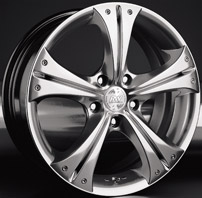 5.5x13 4x100.00 ET38 d67.1 RACING WHEELS H-253 HS