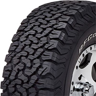 255/55R18 109/105R BF Goodrich ALL TERRAIN T/A KO2