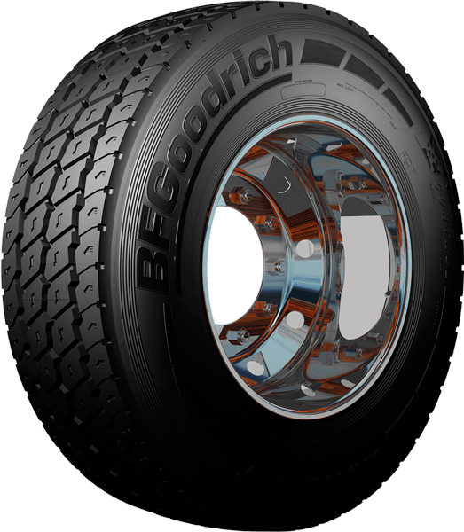 385/65R22.5 158K BF Goodrich Cross Control T