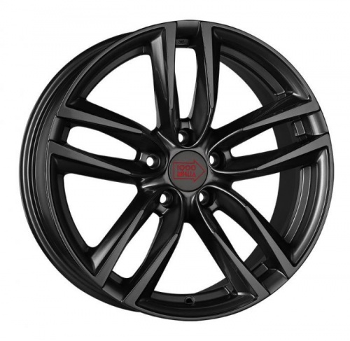7.0x16 5x112.00 ET42 d57.1 1000 MIGLIA MM1011 Dark Anthracite High Gloss